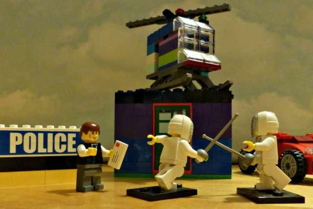 Ocean Finance Lego Dream House