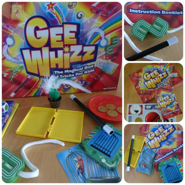 gee whizz contents