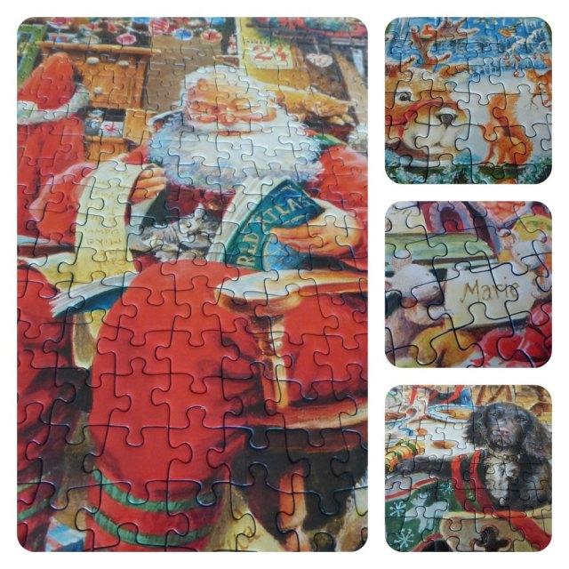 santas puzzle