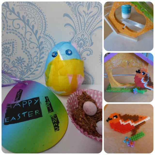 easter crafts baker ross