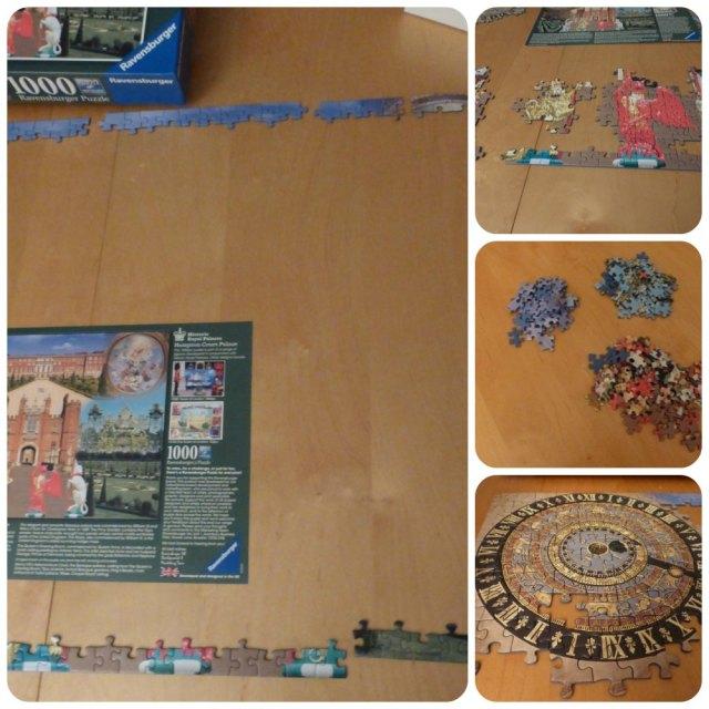 hampton court palace jigsaw