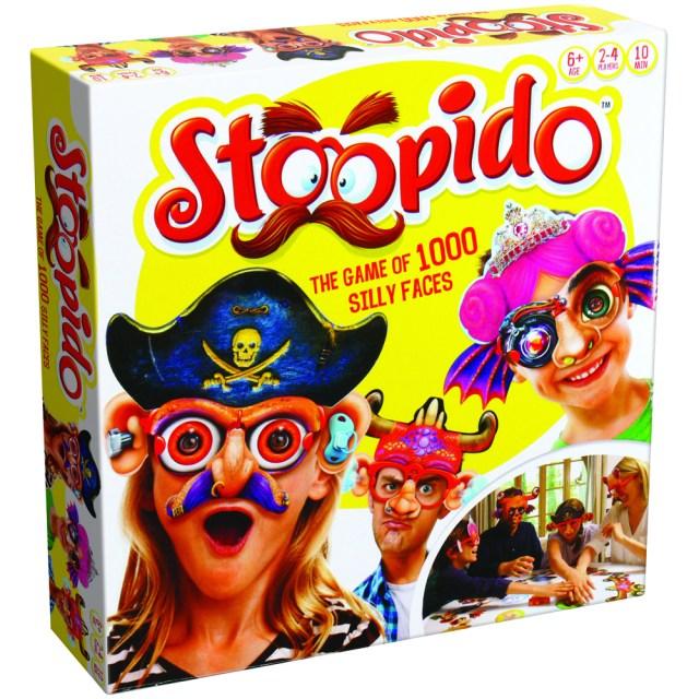 Stoopido 3D box L LR