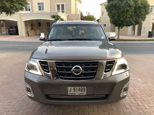 Used 2015 Nissan Patrol full