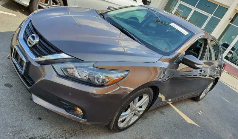 Nissan Altima 2016 full option full