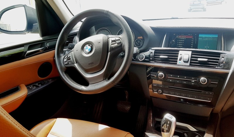 Used 2015 BMW X3 full