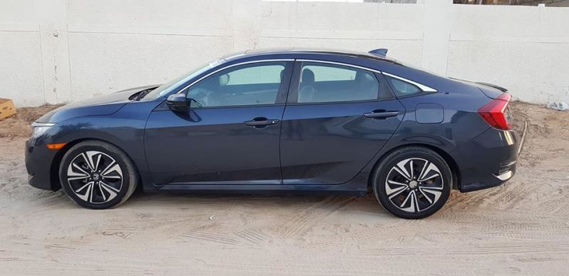 Used 2017 Honda Civic full