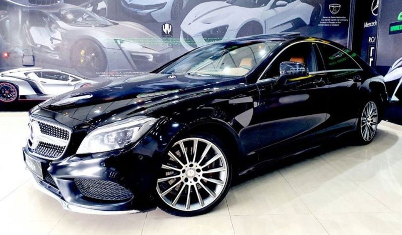 Used 2016 Mercedes-Benz CLS-Class