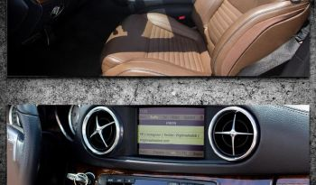 MERCEDES SL500 2013 full