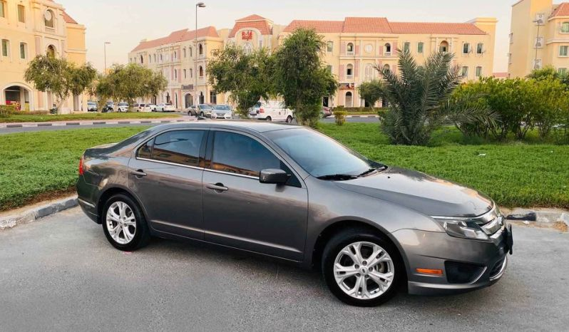 Ford Fusion 2012 GCC Specs For Sale