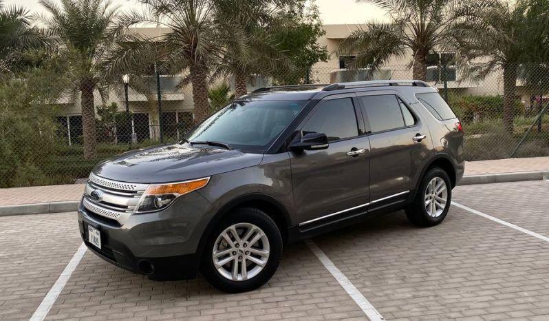 Ford Explorer XLT 2014 GCC Specs For Sale full