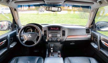 Mitsubishi Pajero 2008 GCC Specs For Sale full