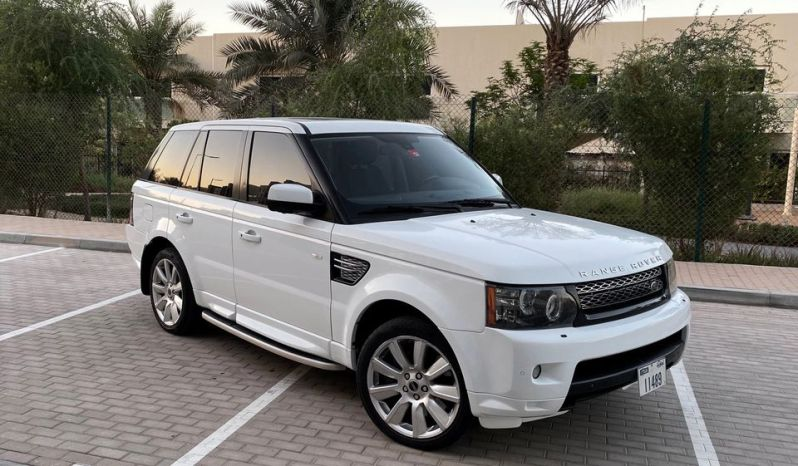 Range Rover Sport 2012 SUPERCHARGED For Sale full