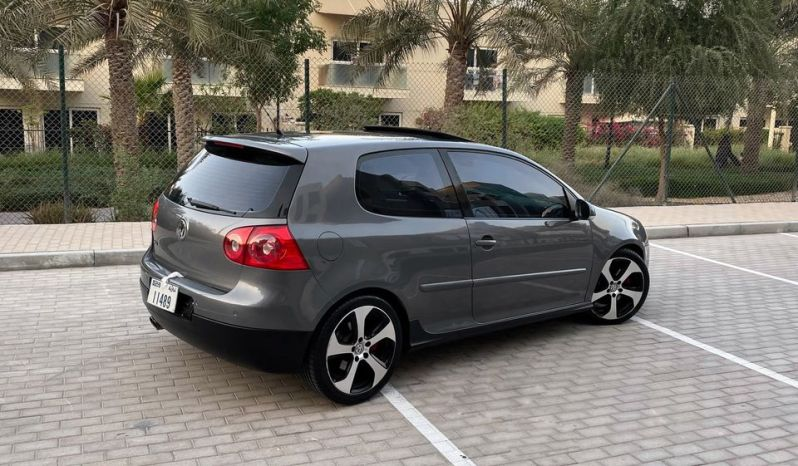 Volkswagen GTI Full Option GCC Specs For Sale full