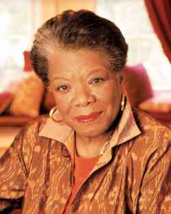 A picture of Maya Angelou