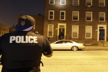 Baltimore, Maryland, Police, curfew, laws, civil rights,