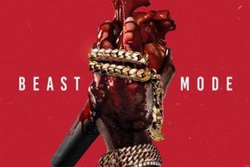 future, beast mode, mixtape cover