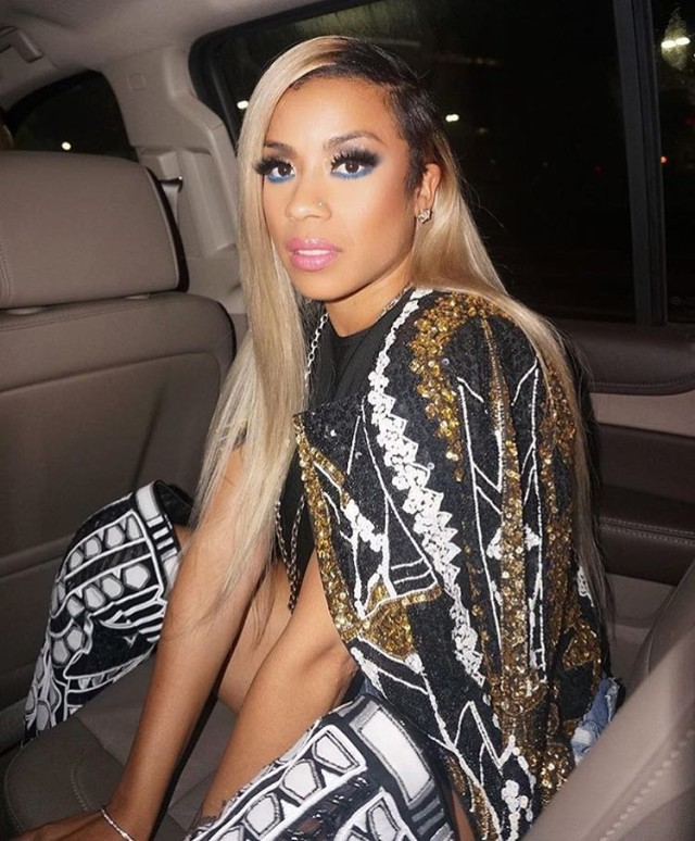 Not A Good Way To Start The Week Keyshia Cole Evicted