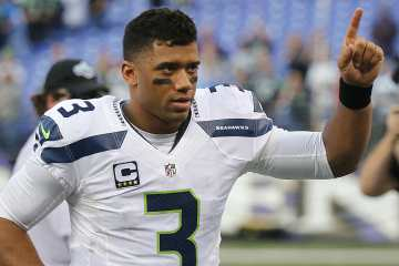 Seattle Seahawks Fined $100k for Mishandling Russell Wilson's Possible Concussion