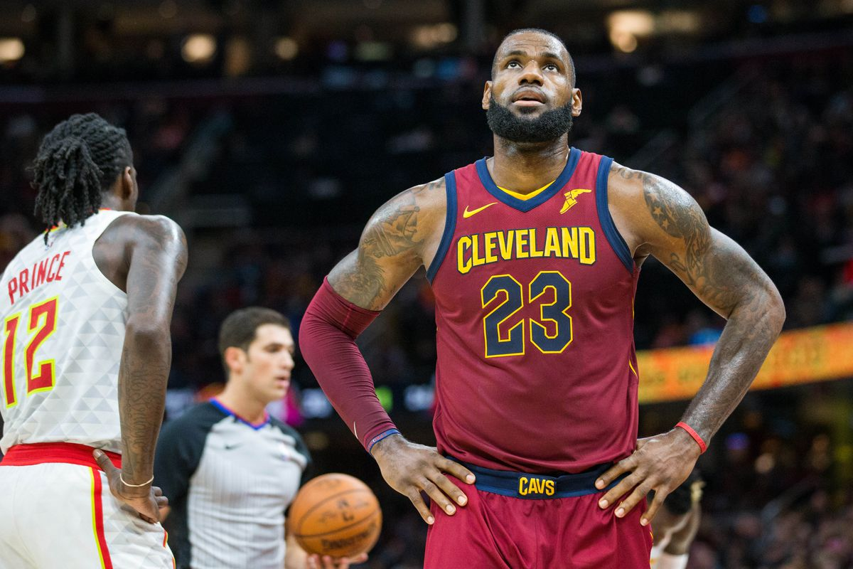 Cleveland Basketball Team >> Have The Cleveland Cavaliers Reached Rock Bottom