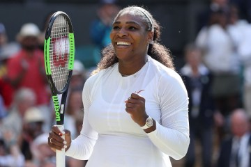 Serena Williams Never Spent a Day Without her Daughter