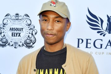 Pharrell Williams is Set to Narrate Dr. Seuss' 'The Grinch'
