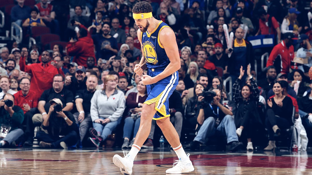 Image result for klay thompson 14 3 pointers