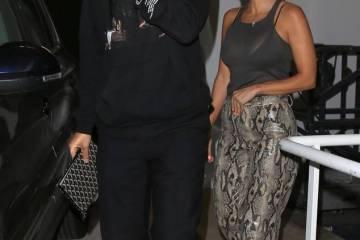 Kourtney Kardashian Spotted on Date With 'Grown-ish's Luka Sabbat