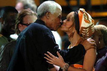 Beyoncé Pens Appreciative Letter About Nelson Mandela Ahead of Global Citizens Festival