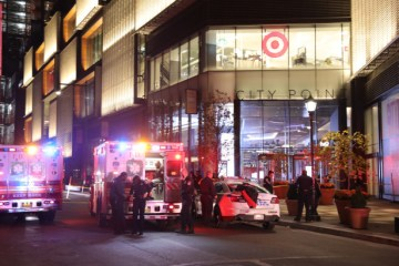 Man Fatally Shot in Target in Downtown, Brooklyn