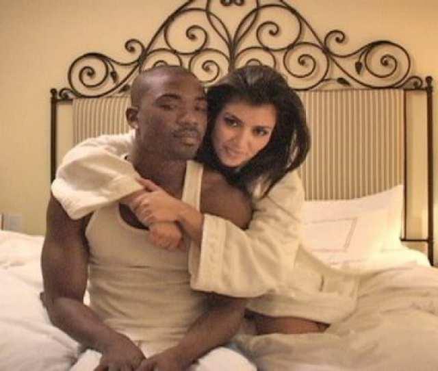 Ray J Offended That Kim Kardashian Said Ecstasy Made Her Make Their Sex Tape