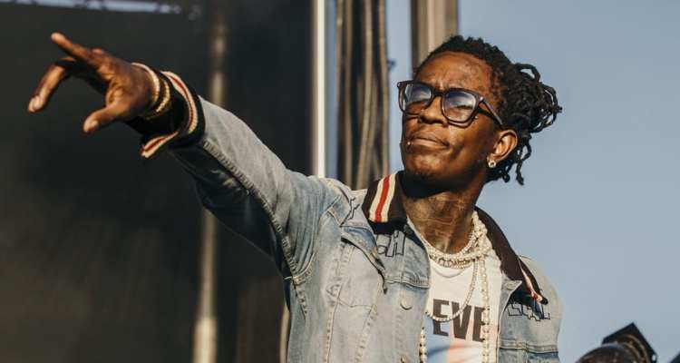 Young Thug Accuses Georgia Police of Unlawful Conduct in Drug Arrest