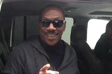 Eddie Murphy is Open to Michael Blackson Being Casted in 'Coming to America 2'
