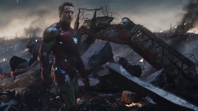 Take a Look at the 'Avengers: Endgame' Deleted Final Scene | The ...
