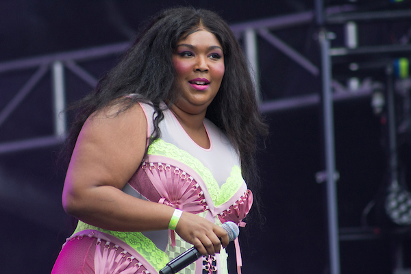 Lizzo Lights Up Staples Center with Twerking and Love for Karl-Anthony Towns | The Source