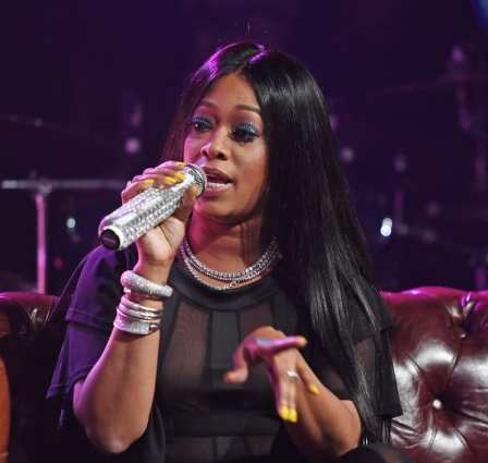 Trina on a VERZUZ Battle with Khia: 'I'm Not Stepping Off My Throne to Address No Bum'