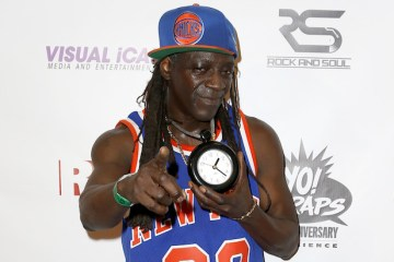Flavor Flav Admits he Used to Spend Over $2K Daily on Crack and Coke