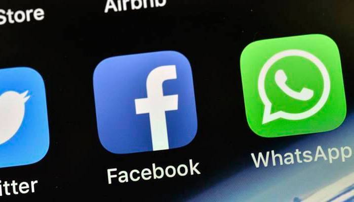 The source   Facebook, Instagram, WhatsApp experience huge outages