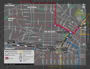 The Expo Line has to be tied into the Blue Line in downtown L.A.