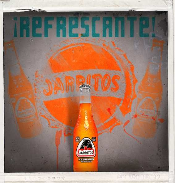 Go Metro to get a free drink this Saturday! (And then recycle the bottle.) Photo via Jarritos Official Facebook