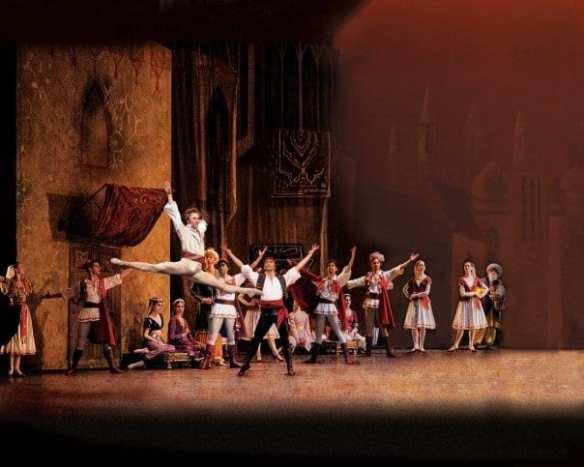 Photo: American Ballet Theatre Official Facebook