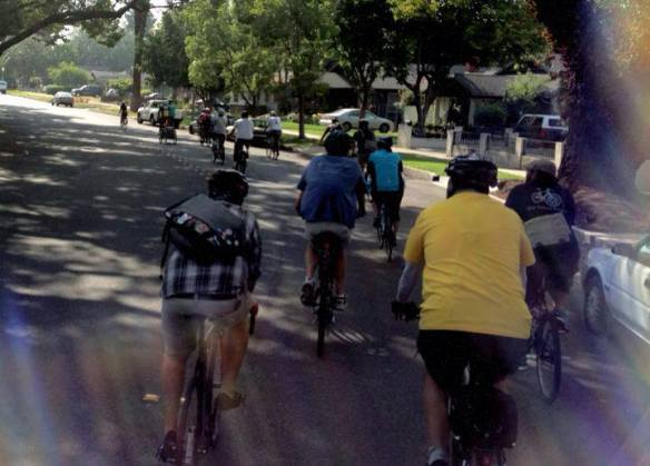 Photo: Pomona Valley Bicycle Coalition Official Facebook