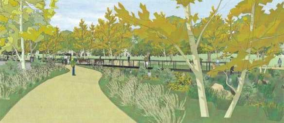 Rendering by California State Parks.