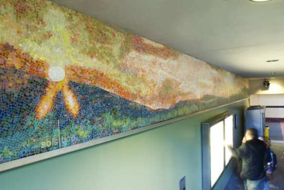 Solar Shift: San Berdadino and Santa Monica by Roy Nicholson, 2006.