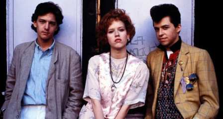 """Molly Ringwald stars in """"Pretty in Pink,"""" playing this Saturday at Exposition Park. Image via Flickr/CC."""