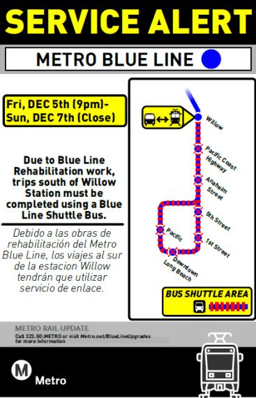 blue line dec 5-7