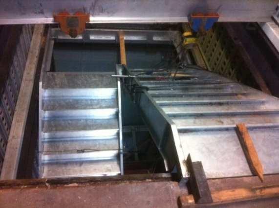 stair prep