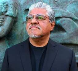 L.A. Poet-Laureate Luis Rodriguez.