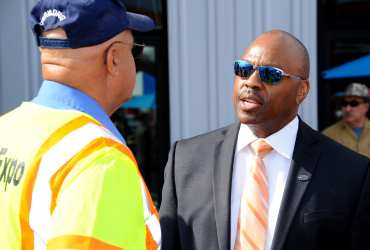 Metro CEO Phil Washington.