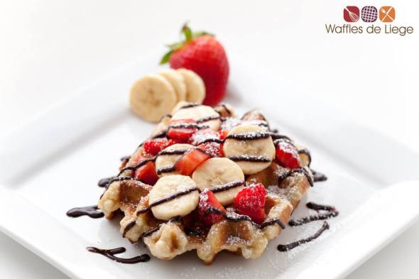 Photo: Waffles de Liege official Facebook page