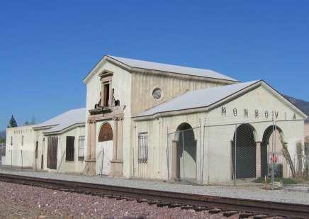 Santa Fe depot in Monrovia. Photo: Ron Reiring via Flickr.